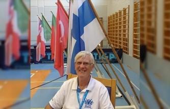 Dünya Down Sendromlular Spor Federasyonu Başkanı Smedley, koronavirüsten hayatını kaybetti