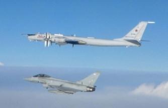 Düşen Rus uçağını arama çalışmaları durduruldu