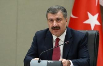 Sağlık Bakanı Koca: Bugün kaybedilen 17 kişiyle toplam toplam can kaybının 92