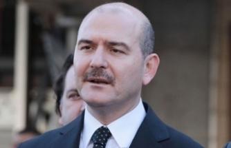 İçişleri Bakanı Soylu: Türkiye'de şu anda hayat yüzde 80 durmuş durumda