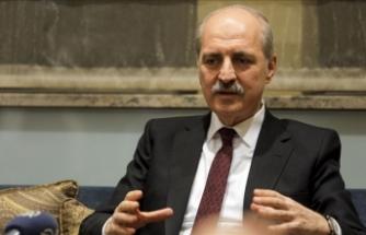 AK Parti Genel Başkanvekili Kurtulmuş gündeme ilişkin değerlendirmelerde bulundu: