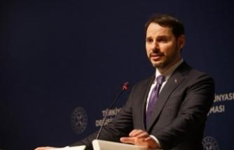 """Bakan Albayrak'tan """"4 yeni finansman paketi"""" açıklaması"""