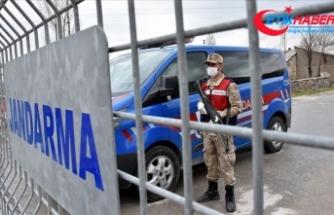 İçişleri Bakanlığı: 5 ildeki 6 yerleşim yerinde karantina uygulaması sona erdirildi
