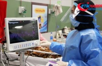 İran'da koronavirüs kaynaklı can kaybı 3 bin 160'a yükseldi