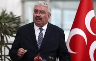 MHP'li Yalçın: Devlet Bahçeli ve MHP, bin yıllık Bizans entrika ve hesaplarının bozulması demektir