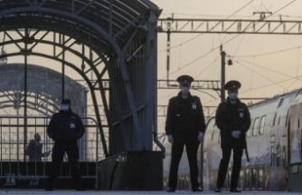 Rusya'da 27 bölgede sokağa çıkma yasağı ilan edildi