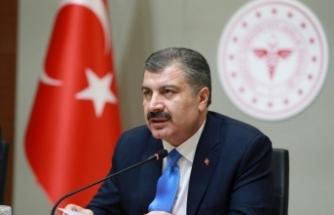 """Sağlık Bakanı Koca: """"En çok vaka İstanbul'da"""""""