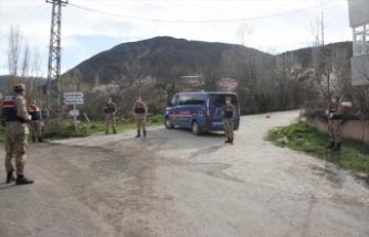 Sivas'ta 1 köy daha Kovid-19 tedbirleri kapsamında karantinaya alındı