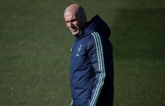 Zinedine Zidane'ın korona virüs testi pozitif çıktı