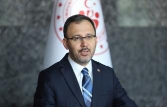 Bakan Kasapoğlu spor tesislerinde uygulanacak tedbirleri açıkladı
