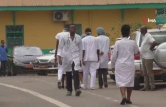 Batı Afrika ülkelerinde Kovid-19 vakaları artıyor