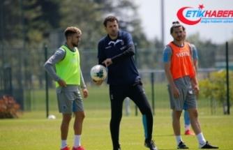 Trabzonspor'da forma rekabeti yüzleri güldürüyor