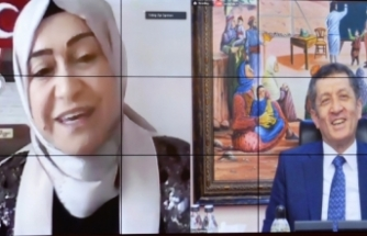 """Bakan Selçuk, """"Ziya Öğretmen ile Eğitim Buluşmaları""""nda Çankırı ve Bitlis'teki meslektaşlarıyla buluştu:"""
