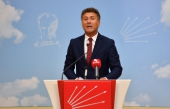 CHP Genel Başkan Yardımcısı Sarıbal basın toplantısı düzenledi: