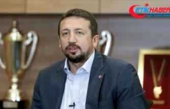 TBF Başkanı Hidayet Türkoğlu: Yeni sezonu daha erken başlatma düşüncemiz var
