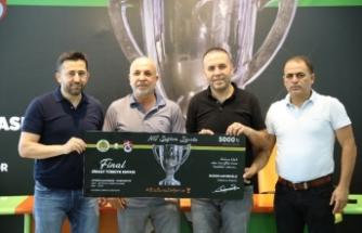 Alanyaspor'da 'hatıra bilet' kampanyasına destek büyüyor