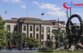 Ankara Valiliğince her türlü toplantı, gösteri yürüyüşü ve benzeri faaliyetlere 15 gün kısıtlama