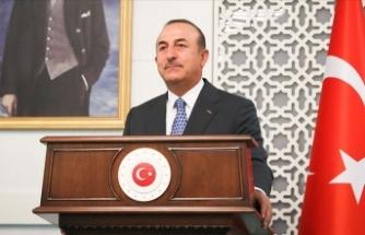 Bakan Çavuşoğlu'ndan uluslararası topluma 'FETÖ ile mücadele' çağrısı