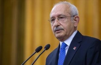 CHP Genel Başkanı Kılıçdaroğlu: İnanıyorum ki terör ve zorbalık yenilecek