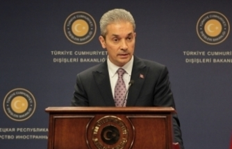 """Dışişleri Sözcüsü Aksoy'dan ABD'ye sert """"Osman Kavala"""" yanıtı"""
