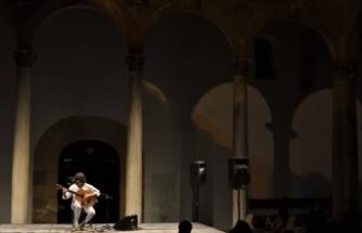 Granada'da Türkçe flamenko konseri