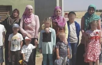 INTERPOL'ün aradığı DEAŞ'lı 4 kadın Kilis'te yakalandı