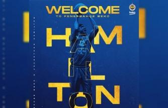 Johnathan Hamilton, Fenerbahçe'de