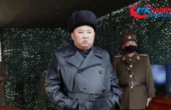 """Kuzey Kore Lideri Kim: """"Salgında parlak başarı elde ettik"""""""