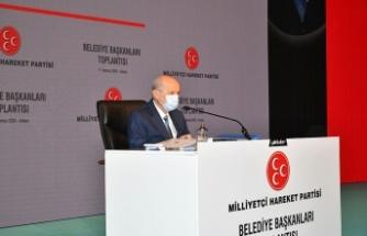 MHP Lideri Bahçeli: Unutulmasın ki, istikrar güçlenecek, Türkiye yükselecektir