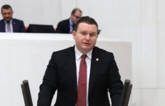 MHP'li Bülbül Barolara ilişkin rakamlarla konuştu