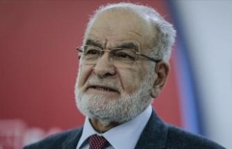 Saadet Partisi Genel Başkanı Karamollaoğlu: 15 Temmuz kirli hesapların altüst olduğu gündür