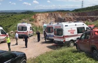 İçişleri Bakanlığından Sakarya'daki patlamaya ilişkin açıklama: 3 jandarma şehit, 6 personel yaralı
