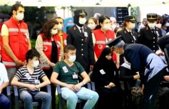Şehit Uzman Onbaşı Fatih Manga son yolculuğuna uğurlandı