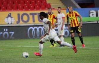 Süper Lig: Göztepe: 2 - Ankaragücü: 2 (Maç Sonucu)