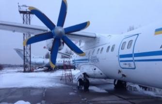 Ukrayna, borcu olan uçak şirketlerinin 20 uçağını ihale üzerinden sattı