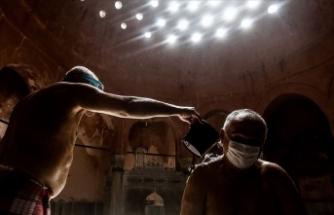 Uzmanından 'Kovid-19 için hamam ve saunaya gitmek çözüm değil' uyarısı