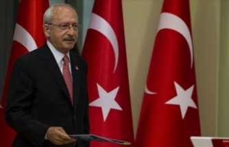 CHP Genel Başkanı Kılıçdaroğlu 16 kişilik yeni Merkez Yönetim Kurulu'nu belirledi
