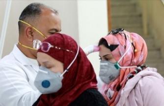 İran'da vak'a sayısı 3 binin üzerinde