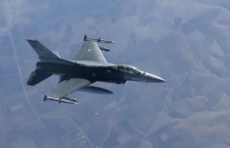 MSB: Irak'ın kuzeyinde PKK'lı 7 terörist etkisiz hale getirildi