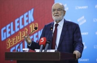 Saadet Partisi Genel Başkanı Karamollaoğlu: Bütün ikazlara rağmen kurallarının hiçe sayılması hepimizi endişelendirdi
