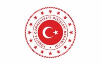 Türkiye'den ABD, İsrail ve BAE tarafından açıklanan Ortak Bildiriye tepki