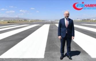 Ulaştırma ve Altyapı Bakanı Karaismailoğlu: 48 ülkeyle uçuş trafiğimizi sürdürüyoruz