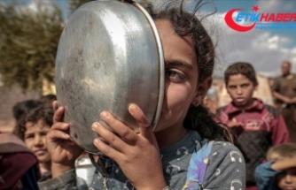 YPG/PKK'nın sivilleri ölüme terk ettiği Hol Kampı'nda son bir haftada 8 çocuk öldü