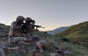 Terör örgütü YPG/PKK'ya kasımda ağır darbe