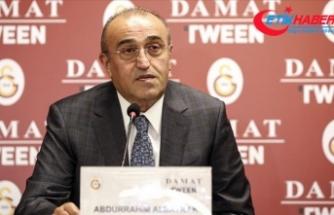 Abdurrahim Albayrak'tan derbi hakemi açıklaması