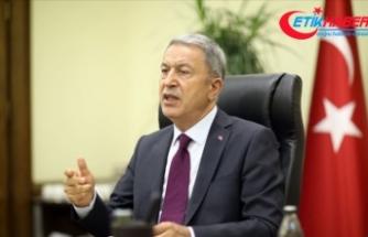Akar: Azerbaycanlı kardeşlerimizin öz topraklarını savunmasında yanlarındayız