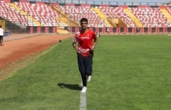 'Atletizmin altın çocuğu' gözünü dünya şampiyonluğuna dikti