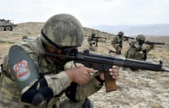 Azerbaycan açıkladı: Ermenistan'ın kayıpları arasında Suriye'den gelen Ermeni asıllı paralı savaşçılar tespit edildi