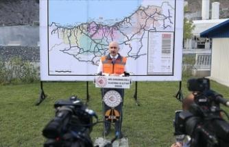 Bakan Karaismailoğlu: Zigana Tüneli dünyanın en büyük tünellerinden bir tanesi olarak bölgeye büyük hizmetler yapacak