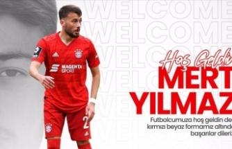 Bayern Munih'in genç oyuncusu Mert Yılmaz Antalyaspor'da